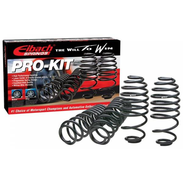 Ressorts courts Eibach-Prokit pour Ford  Mondeo III