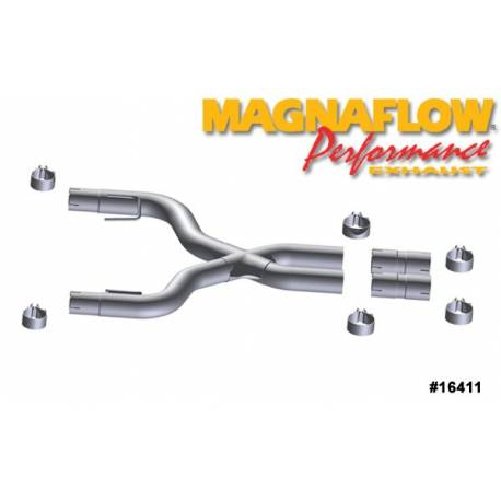 Extension PipeTru-X Clamp-In Ford Mustang V6 4.0L