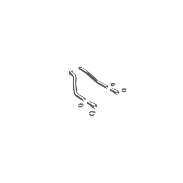 Extension PipeMani frontpipes Mustang V8 4.7L 289