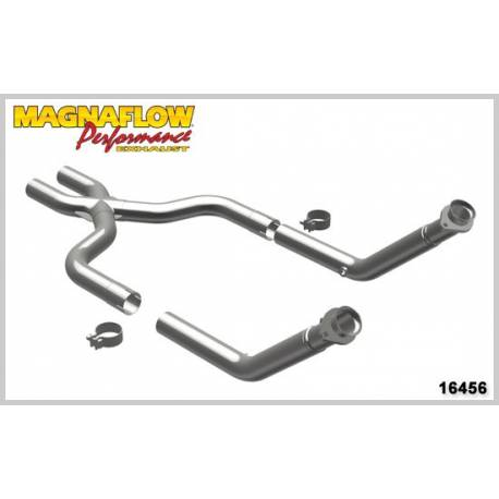 Extension PipeConv. DF 10' Mustang GT w/o cat OR 4.6L