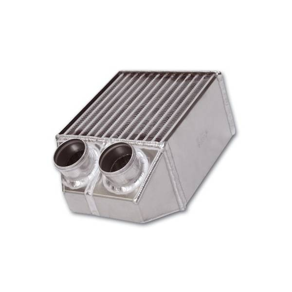 Intercooler Upgrade aluminium double corps