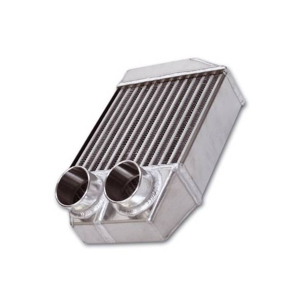 Intercooler Upgrade aluminium simple corps