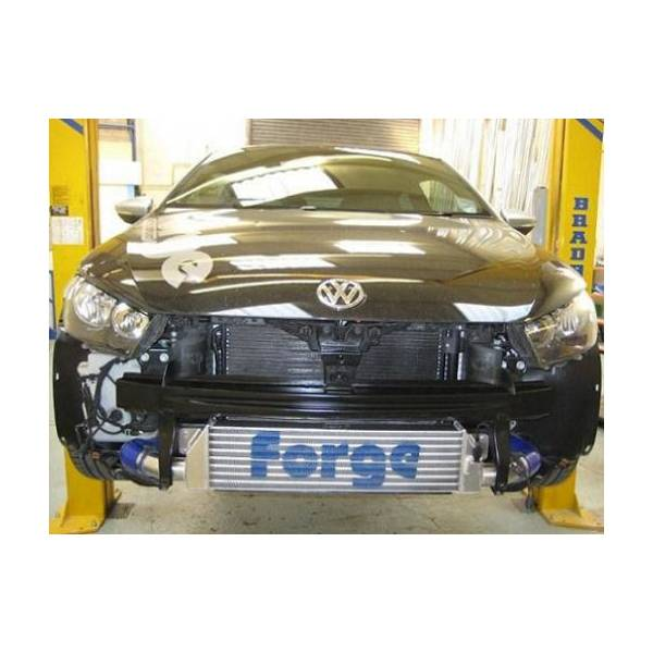 Intercooler montage face avant 2.0 TSI