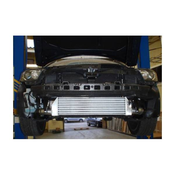 Intercooler montage face avant