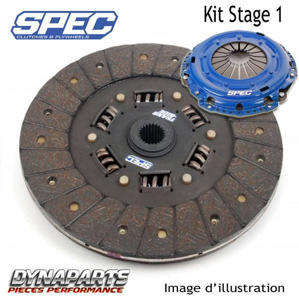 Embrayage renforcé Spec FORD Mustang single-302