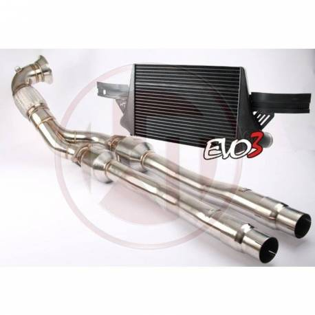 Pack Upgrade (Intercooler et Catalyseur) WAGNER Tuning Audi RS3 8P