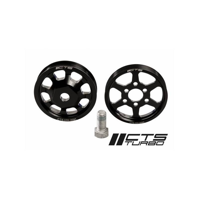 poulies de vilebrequin et de direction assist u00e9e pour golf 4 r32 cts turbo cts