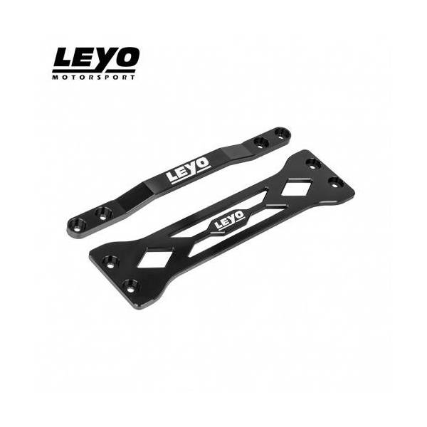 MK7 GTI Billet Aluminum Chassis Bar (Black)