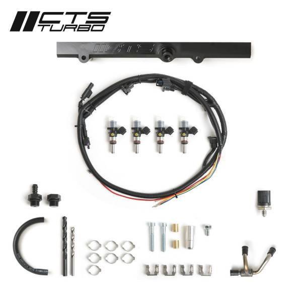Pack Rampe + injecteur Multi-port (MPI) CTS Turbo Golf 7 GTi / R