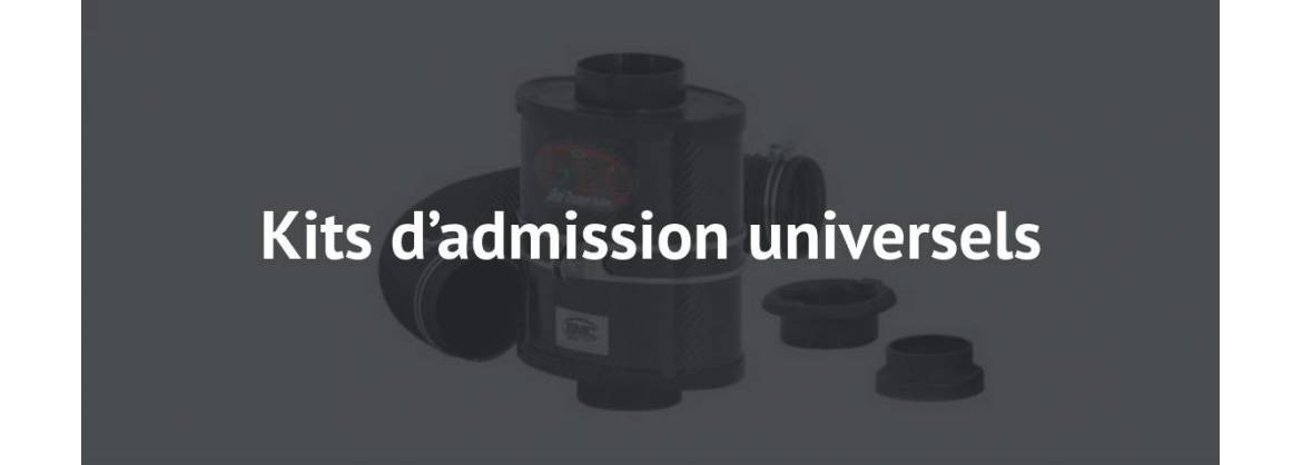 Kits d'admission universels