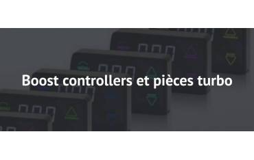Boost controllers et pièces turbo