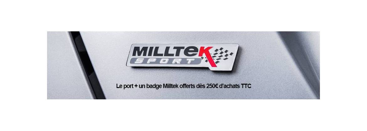 promo Milltek